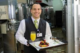 room service associate boris porto patient service associate