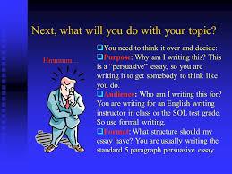 the paragraph persuasive essay ppt 3 next