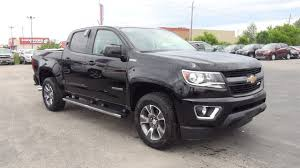 Colorado black chevy colorado : 2017 CHEVROLET COLORADO CREW CAB 4-WHEEL DRIVE Z71 - BLACK - YouTube