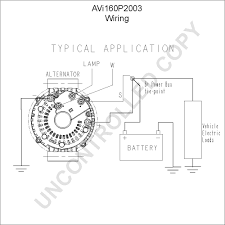 ford alternator wiring diagrams carsut understand cars and in aircraft alternator troubleshooting at Prestolite Aircraft Alternator Wiring Diagram