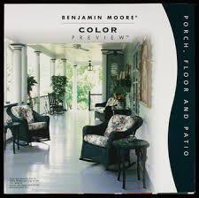 Benjamin Moore Floor And Patio Color Chart Benjamin Moore Color Preview Porch Floor And Patio