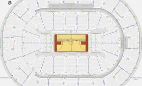 Aac Seating Chart With Seat Numbers American Airlines Center Seat Map