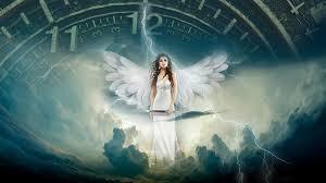 angel time fantasy magical paradise