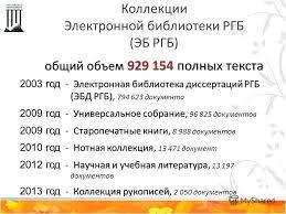 Презентация на тему Авдеева Нина Начальник управления  5 Электронная библиотека диссертаций