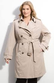 london fog trench coat in natural lyst gallery