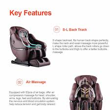 massage chair as seen on tv. massage chair attachment dark brown leather with foot roller and wholebody massager medical kneading neck as seen on tv