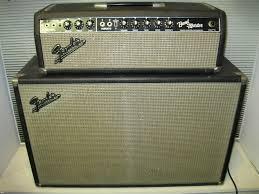 Fender Bandmaster Speaker Cabinet 1967 Fender Bandmaster Head And Cab Blackface Amps Preamps