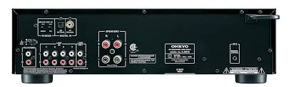 onkyo quartz synthesized tuner amplifier r1. amazon.com: onkyo a-9050 integrated stereo amplifier (black): home audio \u0026 theater quartz synthesized tuner r1