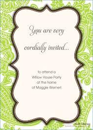 Your Invited Invitation Template Orderecigsjuicefo Of You Are