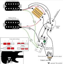 schecter diamond series wiring diagram schecter diamond series Schecter C1E a Wiring Diagrams at Schecter Damien Wiring Diagram