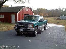 1995 Chevrolet K1500 Silverado Z71 id 22905
