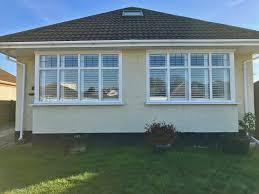 bungalow bay window shutters