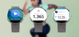 health fitness apps for android wear