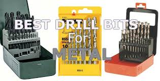 best drill bits. top 5 best drill bits for metal \u2013 detailed buyer\u0027s guide and reviews i