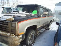 1986 chevy suburban 4x4 at Alpine Motors