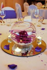 Fish Bowl Table Decoration Ideas