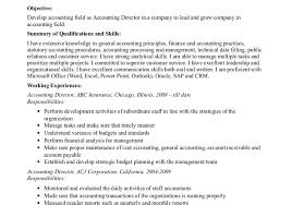 gallery of good resume objectives marketing resume objectives
