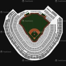 Miller Park Interactive Seating Chart Milwaukee Brewers