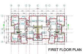 modern semi detached house plans uk the best bedroom plan modern uk