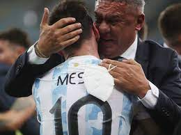 Messi played Copa America final with injury, says coach