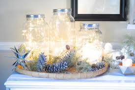 Mason Jar Decorating Ideas For Christmas Holiday Hostess Party Tips Kirklands Giveaway Making Lemonade 44