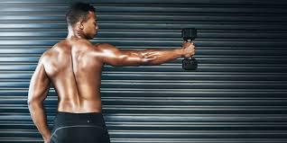 best back exercises with dumbbells askmen