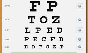 California Dmv Eye Chart Most Popular Texas Dps Eye Test Chart Texas Drivers License