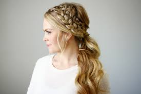 Cute Ponytail Hairstyles 81 Amazing Double Braided Ponytail