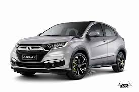 Honda Hrv 2018 Malaysia Hybrid