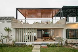 modern concrete beach house architecture design   Architecture and ...