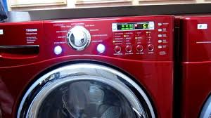 Frontload Washers Lg Front Load Washer And Dryer For Sale Youtube