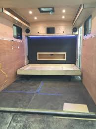 cargo trailer camper conversion floor plan awesome 369 best trailer ideas images on of 28
