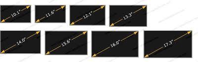Measuring Laptop Screen Size Laptopscreen Com