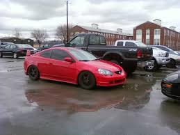 acura rsx jdm red. tien adjustable suspension black rota slipstream rims cross drilled and slotted rotors 8000 obo need to get rid for deployment located at fort acura rsx jdm red a