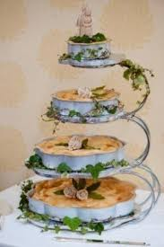 Pie Display Stand Enchanting Tiered Pie Stand Foter