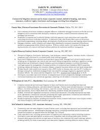 Associate Attorney Resume Sample Best Of General Counsel Resume