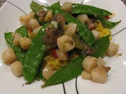 Scallops With Vegetables Recipe - Food.com