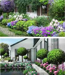 Small Picture Garden Design Garden Design with front circle garden GardenPuzzle