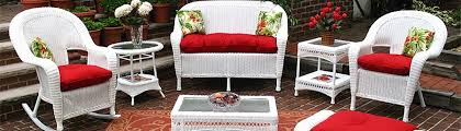 White patio furniture Table Wicker Warehouse How To Find The Best All Weather Outdoor Wicker Patio Furniture