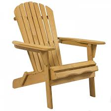 best choice s foldable wood adirondack chair for patio yard deck outdoor