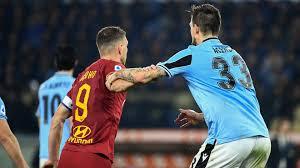 Roma-Lazio 1-1: Acerbi risponde a Dzeko, il derby si chiude ...