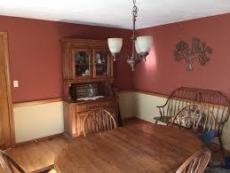 oak color paintPaint Colors for Oak Dining Room
