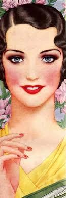 film fatale 1920s makeup