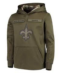 Clothing Pullover Beverly Orleans To Performance Salute Apparel com New Wray Saints Hoodie Amazon Service