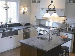 image of soapstone kitchen countertops images
