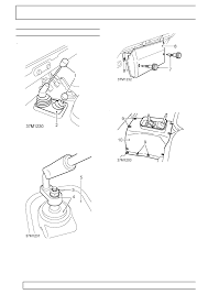 Manual gearbox > fifth gear stop screw adjust