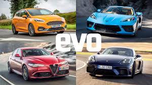 <b>Best driver's</b> cars 2020 | evo