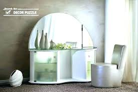 modern dressing table with mirror designs. Perfect Mirror Modern Vanity Table White Storage Vanities Latest Dressing Designs For  Contemporary Bedroom Design With Mirror Side Set In