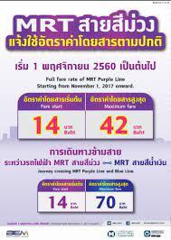 ทุกวันนี้ จ่ายค่าโดยสาร MRT กัน วันละเท่าไหร่คะ - Pantip
