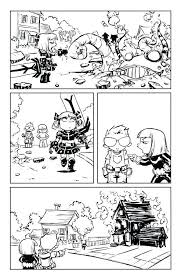 little marvel by skottie young coloring book giant size little marvel 1 cover giant size little